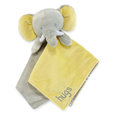 jcpenney.com | Okie Dokie® Plush Elephant Snuggle Buddy Blanket