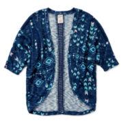 Arizona Printed Kimono - Preschool Girls 4-6x