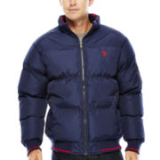 U.S. Polo Assn.® Tipped Bubble Jacket