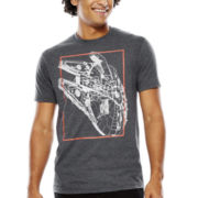 Star Wars: Force Awakens™ Short-Sleeve Falcon T-Shirt