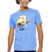 Rocking Minions Graphic Tee