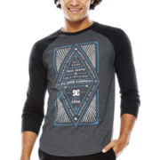DC® Diamond Raglan-Sleeve Pullover