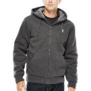 U.S. Polo Assn.® Fleece-Lined Full-Zip Hoodie