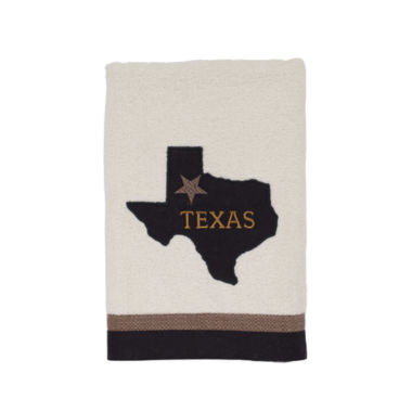 jcpenney.com | Avanti Texas Lone Star Map Hand Towel