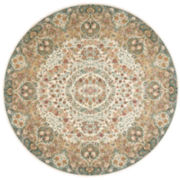 Kathy Ireland® Stately Empire Round Rug
