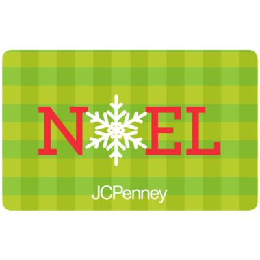 jcpenney.com | $25 Noel Lights Gift Card