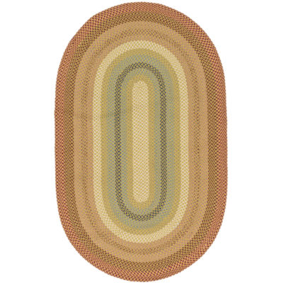 jcpenney.com | Canyon Reversible Braided Indoor/Outdoor Oval Rug