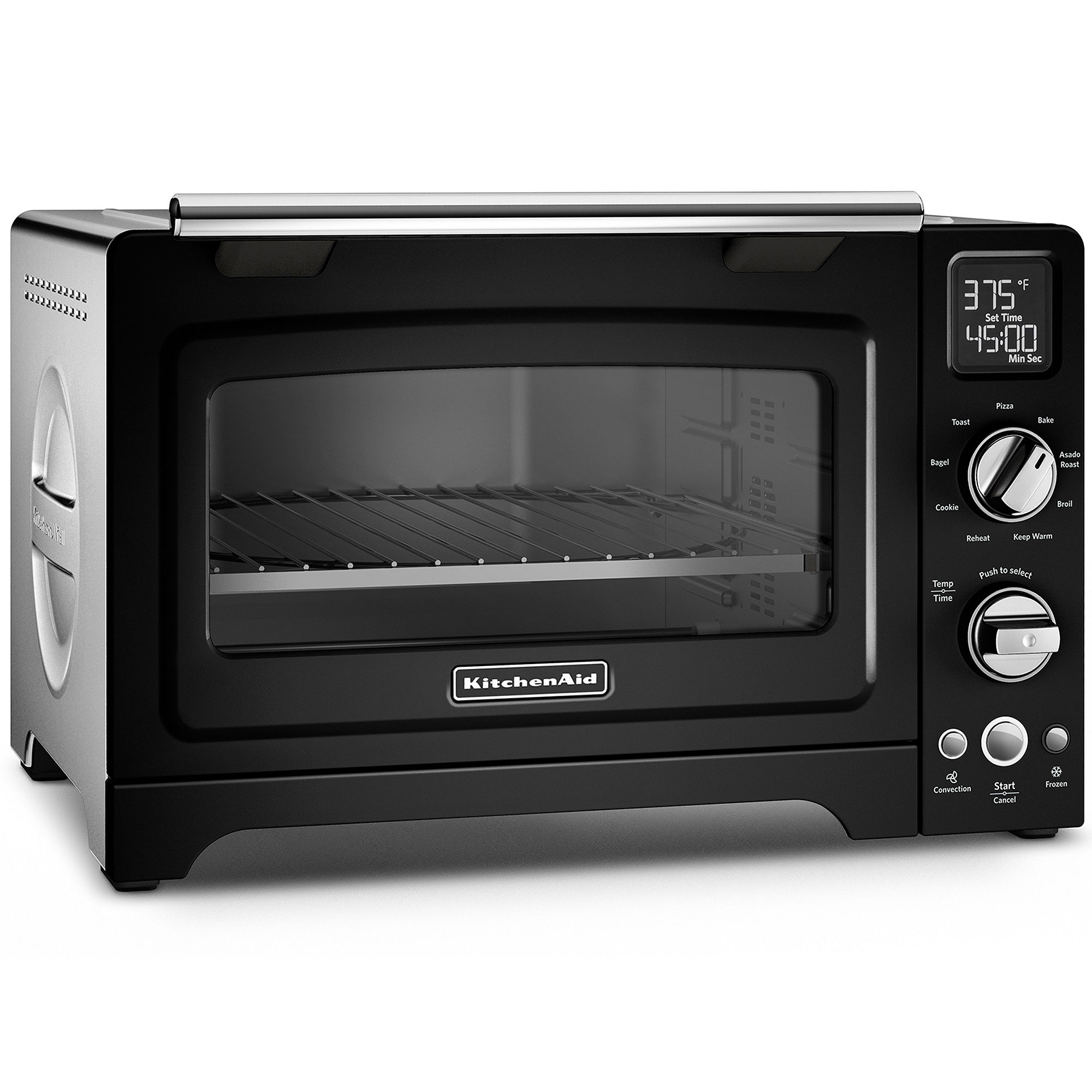 Kitchenaid Convection Countertop Oven Accessories : ... KitchenAid KCO275OB Onyx Black Convection Countertop Oven upcitemdb