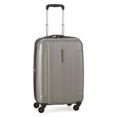 "jcpenney.com | Protocol® 21"" Carry-On Hardside 2.0 Spinner Upright Luggage"