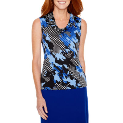 Chelsea Rose Sleeveless Blouse