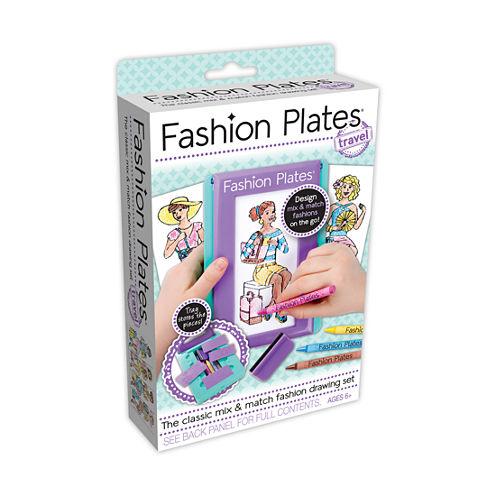 Fashion Plates Fashion Plates Travel Set