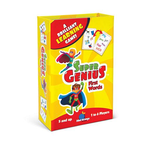 Blue Orange Games Super Genius - First Words