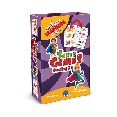 Blue Orange Games Super Genius - Reading 2