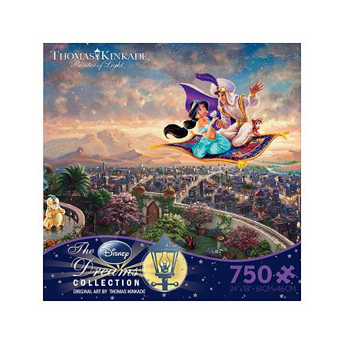 Ceaco Thomas Kinkade Disney Dreams - Aladdin: 750Pcs