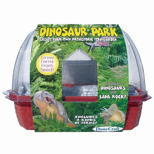 Dunecraft Dinosaur Park Windowsill Greenhouse