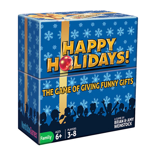 North Star Games Happy Holidays!