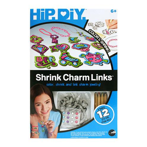 NSI Shrinky Charm Links