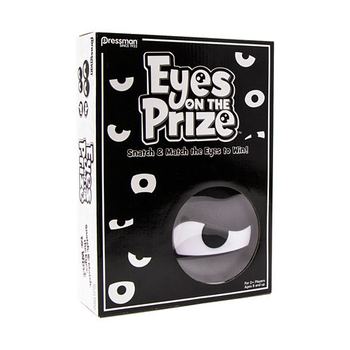 Pressman Toy Eyes On The Prize