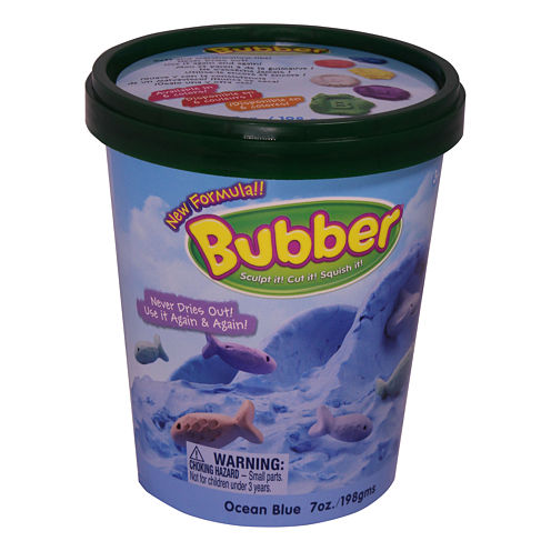 WABA Fun Bubber Bucket - 7 oz: Blue