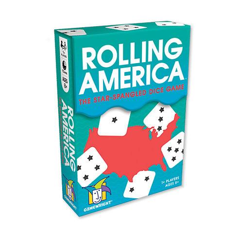 Gamewright Rolling America