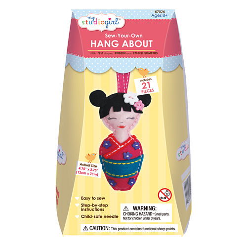 My Studio Girl Sew-Your-Own Hang About - JapaneseGirl