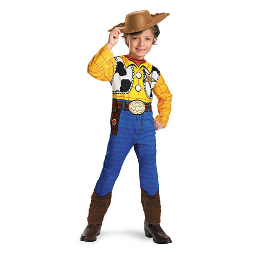 Toy Story 3  Woody Classic Toddler Costume 2-4T