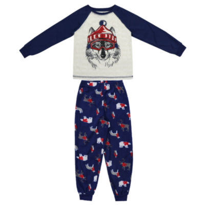 #FAMJAMS Woodland Creatures Family Pajama Set- Toddler