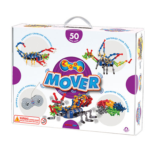 Infinitoy ZOOB Mover Power Builder Set