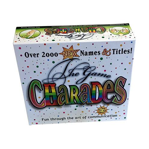 John N. Hansen Co. Charades - The Game