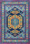 nuLoom Persian Floral Delena Rug