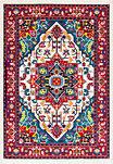 nuLoom Persian Floral Elenor Rug
