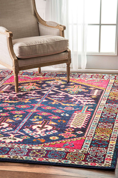nuLoom Tribal Tonita Rug