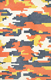 nuLoom Thomas Paul Hand Tufted Camo Rug