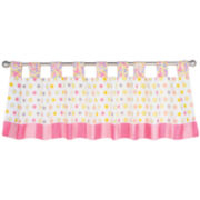 Trend Lab® Dr. Seuss™ Pink Oh the Places You'll Go Valance