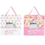 Trend Lab® Dr. Seuss™ Pink 2-pc. Frame Set