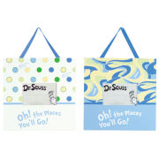 Trend Lab® Dr. Seuss™ Blue 2-pc. Frame Set
