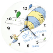 Trend Lab® Dr Seuss™ Blue Clock