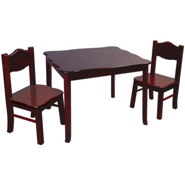 jcpenney.com | Guidecraft Classic Espresso Table and Chairs Set