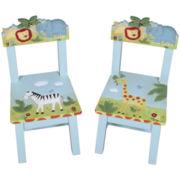 Guidecraft Safari Set of 2 Chairs