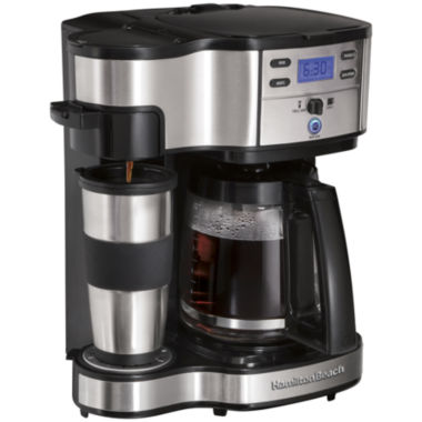 jcpenney.com | Hamilton Beach® Scoop Programmable 2-Way Coffee Maker