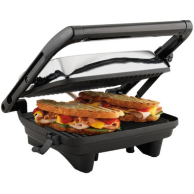 jcpenney.com | Hamilton Beach® Panini Press Sandwich Maker