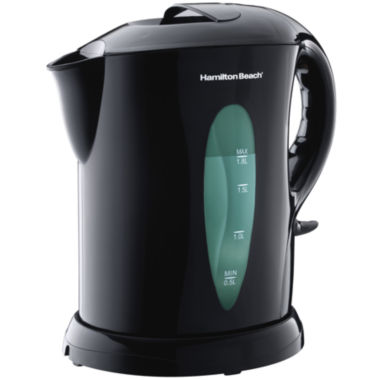 jcpenney.com | Hamilton Beach® 1.8-Liter Cordless Electric Kettle