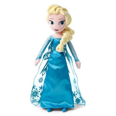 jcpenney.com | Disney Collection Frozen Elsa Medium Plush Doll