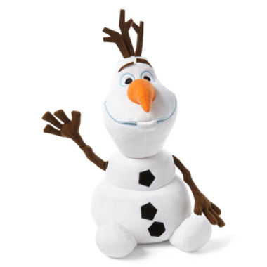 "jcpenney.com | Disney Collection Frozen Olaf Medium 15"" Plush"