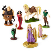 Disney Rapunzel 7-pc. Figure Set