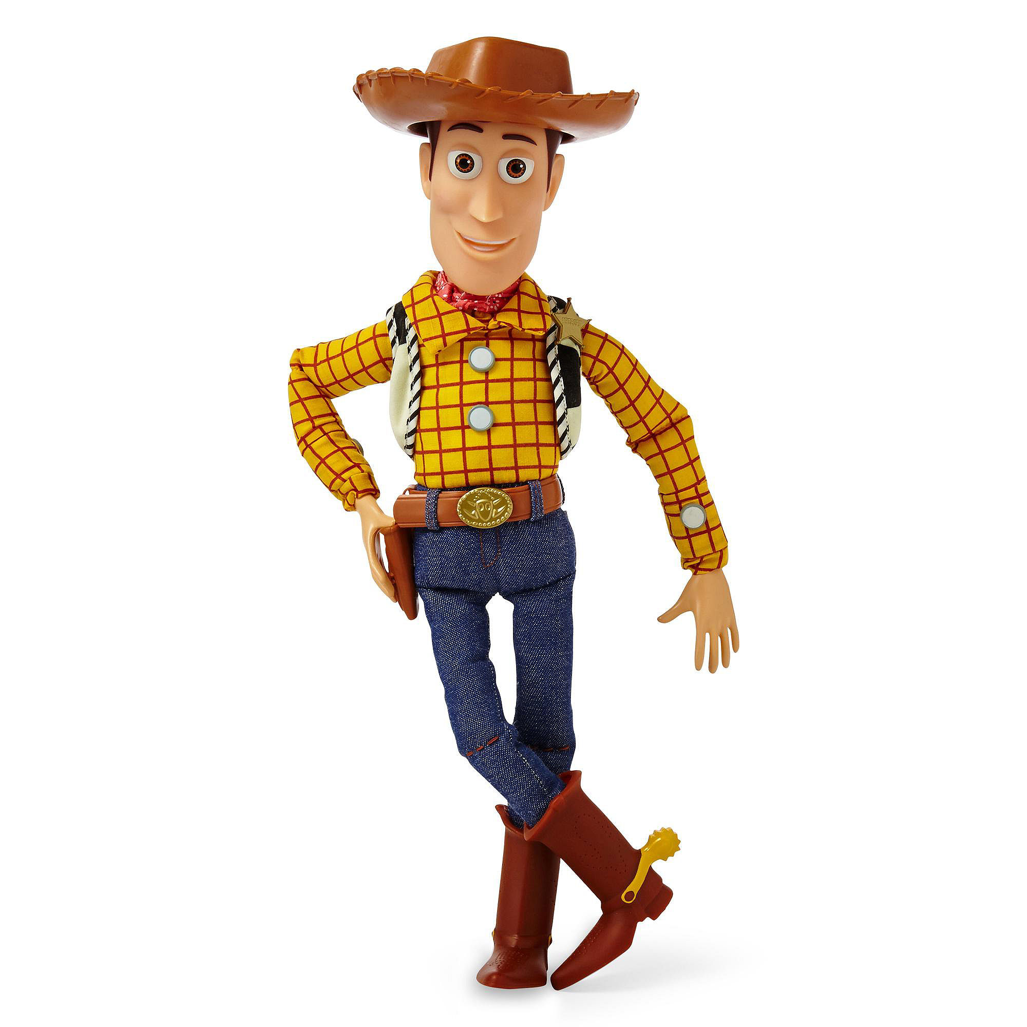 Toy Story Figures : Other action figures disney collection woody talking