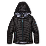 Pacific Trail® Ultra-Lightweight Puffer Jacket - Girls 6-16