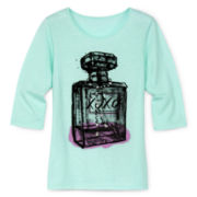 Total Girl® Graphic Tee - Girls 6-16 and Plus