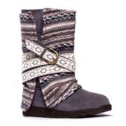 MUK LUKS® Nikki Womens Belted Boots