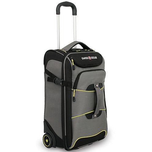 """SwissGear® Sierre II 21"""" Rolling Lift Backpack"""